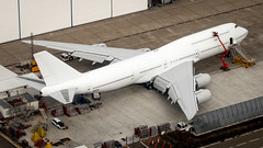 Boeing 747-8JA(BBJ) N458BJ Boeing Business Jets (William Musculus) Tags: airport spotting basel mulhouse freiburg euroairport bsl mlh eap lfsb n458bj boeing business jets 7478jabbj 7478i 747bbj 747800bbj air ground air2ground a2g
