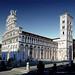 San Michele in Foro, Lucca, Italia