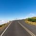 Street to the Haleakala National Park Maui Hawaii