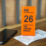 The Coffee House Reicipt with Order Number and Smartphone thumbnail