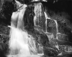 cascade - Wormsa - Vosges (JJ_REY) Tags: cascade waterfall mountain film largeformat 4x5 ilfordhp5plus ilfosol3 toyofield 45a sironarn 150mmf56 epson v800 alsace france