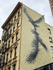 Apex Predator by Dal East (wiredforlego) Tags: graffiti mural streetart urbanart publicart aerosolart manhattan eastvillage newyork nyc daleast