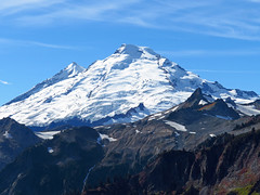 Mt. Baker in WA (Landscapes in The West) Tags: artistpoint northcascadesnationalpark mountbakersnoqualmienationalforest washington pacificnorthwest landscape west artistridge mountbaker