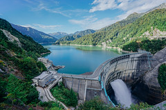 黑部水壩 (aelx911) Tags: a7rii a7r2 sony carlzeiss fe1635mm 1635mm landscape dam japan travel nature matsumoto 日本 黑部立山 松本 長野 黑部水壩