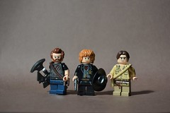 Actors (th_squirrel) Tags: lego actors minifig minifigs minifigures minifigure mandy nicolas cage gene wilder waco kid blazing saddles mummy brendan fraser