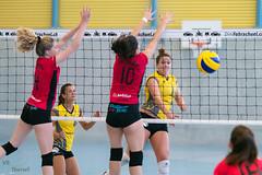 181014_VBTD1-Visp_201 (HESCphoto) Tags: vbtherwil volleyball damen saison1819 99ersporthalle nlb vbcvisp therwil