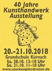 Flyer (diwe39) Tags: flyer kürnach herbst2018