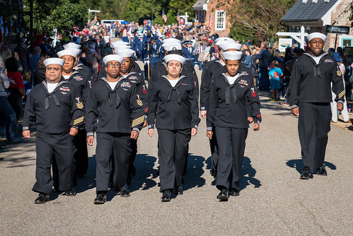 Navy Yorktown Day 2018