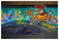 Graffiti (FocusPocus Photography) Tags: graffiti streetart frankfurt bunt colourful