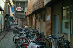 20181107_SDIM5736 (NAMARA EXPRESS) Tags: street bicycle vehicle building shop alley daytime autumn fall fine outdoor color toyonaka osaka japan spp spp661 foveon x3 sigma dp2 namaraexp
