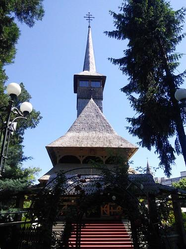 houten kerk Giurgiu