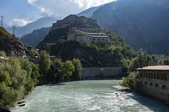 Forte di Bard (HSlights) Tags: castelli forte castello di bard valle daosta aosta fuji fujifilm fiume