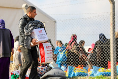 BCF Delivers Aid to IDPs in Namrud and Salamiya camps in Nineveh (12)