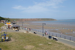 The seafront at Filey (Bods) Tags: fileybrigg yorkshirewoldsway walk filey fileybeach northyorkshire yorkshirewoldswayday5 gantontofileywalk