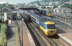 43127 Par (jbg06003) Tags: brblue ic125 hst class43 class118 dmu semaphore