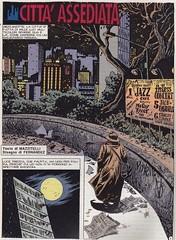 Lanciostory #v18#42 / Città Assediata (micky the pixel) Tags: comics comic fumetti heft adventure euraeditoriale lanciostory eduardomazzitelli angelfernandez cittàassediata