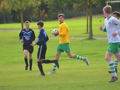 20181021 U16B 10 (Cabinteely FC, Dublin, Ireland) Tags: 2018 20181021 cabinteely cabinteelyfc markscelticfc ddslu16b kilboggetpark dublin ireland football soccer 2002