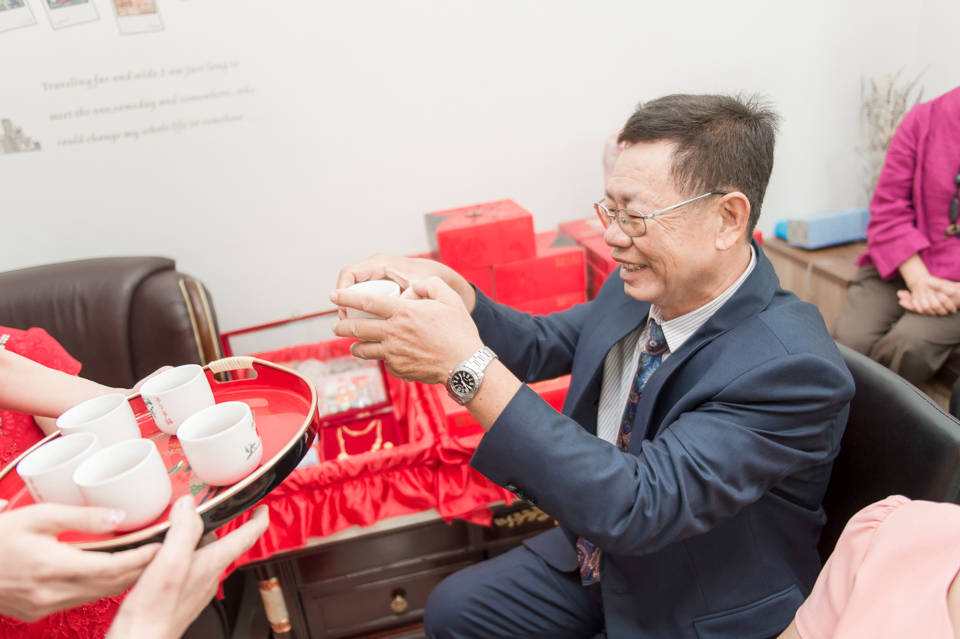台南婚攝 海中寶料理餐廳 滿滿祝福的婚禮紀錄 W & H 034