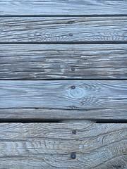 (MarisaTárraga) Tags: españa spain madera lineas tablones tornillo iphone6s wood screw