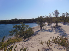 Sandbanks Dunes and West Lake (Quevillon) Tags: park sandbanksprovincialpark ontarioparks westlake athol sandbanksdunesbeach dunes lake canada ontario easternontario centreontario princeedwardcounty isleofquinte