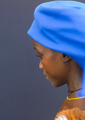 Mucubal tribe woman wearing a blue headwear, Namibe Province, Virei, Angola (Eric Lafforgue) Tags: adult africa africantribe angola angolan beautifulpeople black blue colourimage cultures day developingcountries ethnicgroup female headwear humanbeing indigenousculture lifestyles mucabale mucubai mucubal mugubale mukubal oneperson onewomanonly outdoors photography portrait traditionalclothing tribal tribe vertical virei angango00972 namibeprovince