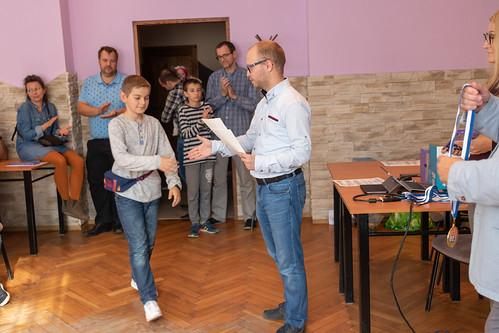 Grand Prix Spółdzielni Mieszkaniowej w Szachach Turniej VII-158