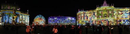 Festival of Lights: Bebelplatz (Panorama)