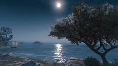 By Moonlight (nicksoptima) Tags: assassins creed ps4 screenshot landscape ubisoft odyssey