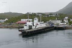 """""""Virak"""" (OlafHorsevik) Tags: virak torghattennord thn ferge ferga ferry ferja ferje lødingen"""