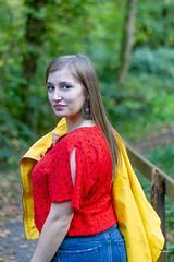 IMG_9482 (fab spotter) Tags: younggirl portrait forest levitation brenizer extérieur lumièrenaturelle