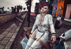 I'm Still Here (Trixie Pinelli) Tags: blueberry mainstorerelease tableauvivant kustom9 k9 amias cosmopolitan amitie littlehavana maitreya bento lelutka greer hairdressing hairstyle hairbase accessories jewelry jewls apparel fashion clothing shopping mesh photography model modeling sl secondlife lumipro2018 blogger blonde