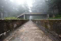 SARAJAVO BOBSLEIGH TRACK (Alexandre Katuszynski) Tags: sarajevo bobsleigh bobsleightrack olympics olympicsgames bosnia bosniaandherzegovina