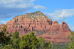 Sedona 39 (Krasivaya Liza) Tags: sedona az arizona out west red rocks cliffs canyon canyons nature natural cliff grateful gratefulness park western arizonan desert