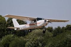 G-IHXD (LIAM J McMANUS - Manchester Airport Photostream) Tags: gihxd airnavigationandtrading cessna reimscessna f150m c150 cessna150 cityairportmanchester barton egcb
