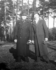 In the forest (Ken-Zan) Tags: scanned vintage herrar kenzan gb