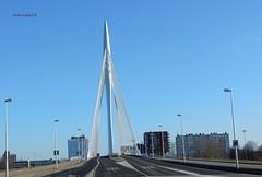 Prins Clausbrug, Utrecht (bcbvisser13) Tags: prinsclausbrug brug bridge puente brücke architectuur architecture perspectief perspective