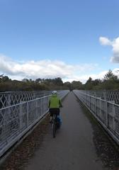 Bilston Glen Viaduct (Brian Cairns) Tags: susrans roslin bonnyrigg lasswade cycling rosslyn newcyclepath danderhall dalkeith brianbcairns irreverence levity serendipity