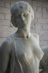 Fidelity (dayman1776) Tags: sculpture statue escultura skulptur sony a6000 beautiful manmade female woman nude naked brookgreen gardens garden south carolina museum art fine