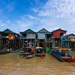Kampong Phluk Floating Village in Siem Reap thumbnail