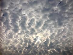 Cloudscape - Sunny Bay, Hong Kong