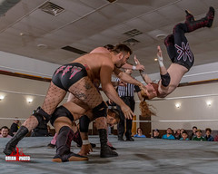 The Maine State Posse Dangerkid, Aiden Aggro, Alexander Lee def The Gymansty Boys Timmy Lou Retton, Mike White w Effy-23 (bkrieger02) Tags: wrestlerslaboratory deathinbloom zombieprincess jimmyjacobs darbyallin wrestling prowrestling professionalwrestling squaredcircle sportsentertainment sportsentertainmentphotography indywrestling indiewrestling independantwrestling supportindywrestling wrestlingphotography actionphotography flashphotography canon canonusa teamcanon 7dmkii sigma 1770 contemporarylens wwe nxt roh ringofhonor tna impactwrestling gfw ecw