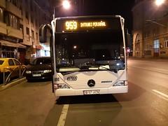 Mercedes-Benz Citaro - 4498 - N118 (puncte.puncte13) Tags: bus bucharest bucuresti city night mercedesbenz stb romania
