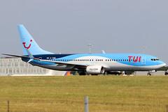 G-TAWA (GH@BHD) Tags: gtawa boeing 737 738 737800 b737 b738 by tom thomsonairways tui tuiairways stn egss londonstanstedairport stanstedairport stansted airliner aircraft aviation