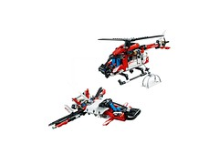 42092 Rescue Helicopter 4