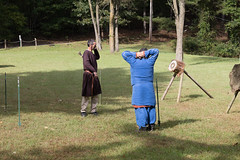 GG&G Carillion SCA 10-13-18-31 (Philip H Levy) Tags: sca knight battle tournament swordfighting throwingax middleages medieval darkages renaissance ax spear sword polearm armor fight fighting martialarts eastkingdom kingdom carillion reenactor