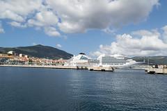 _DSC1707 (Romainounet) Tags: corse nature vert plage bleu ciel sable été septembre 2018 mer bateau