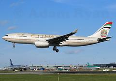 A6-EYS - Etihad Airways A330-200 (✈ Adam_Ryan ✈) Tags: dub eidw dublinairport 2018 dublinairport2018 airbus boeing etihadairways a330 a6eys