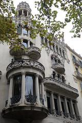 Casa LleóMorera 3 (smallritual) Tags: barcelona catalunya spain casalleomorera domenechimontaner modernisme blockofdiscord