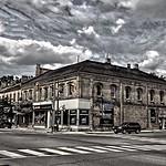 Paris Ontario - Canada - Four Corners - Downtown - Heritage Town thumbnail