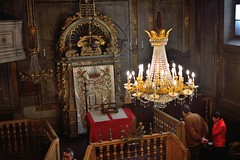 DSC_8405_4932- Sinagoga di Cuneo. (angelo appoloni) Tags: sinagoga giornata cultura ebraica interno del tempio visitatori synagogue jewish culture day temple interior visitors